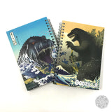 Notebook B6 - Great Wave