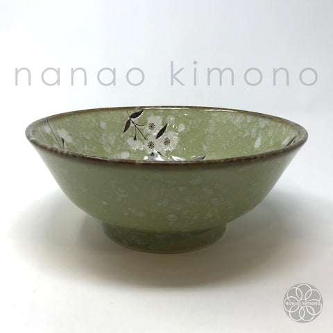 Ramen Bowl - Sakura Green