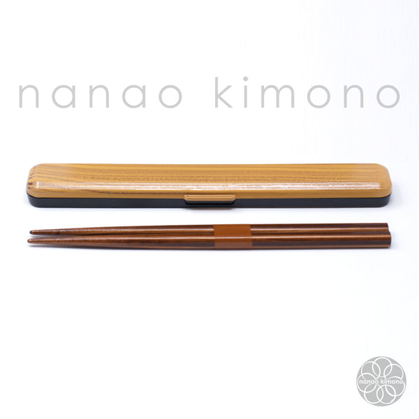 Chopsticks & Case - Hinoki