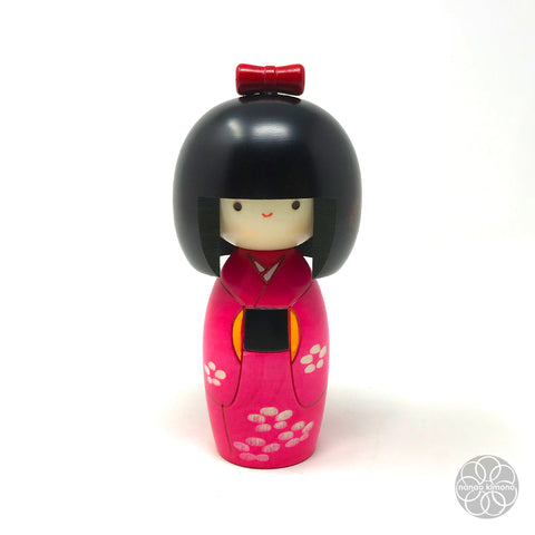 Kokeshi Doll - Wind of Spring