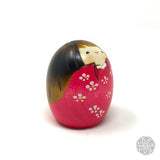 Kokeshi Doll - Happy