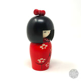Kokeshi Doll - Flowers Bud