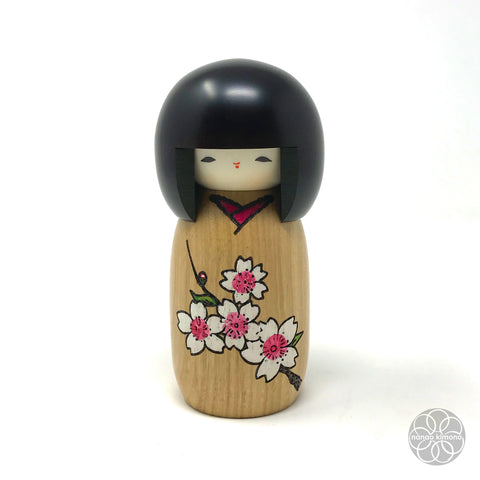 Kokeshi Doll - Story of Flower Sakura