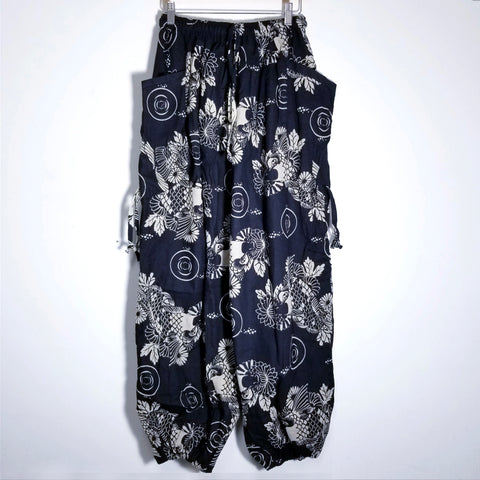 Comfy Pants - Circle Koi Fish