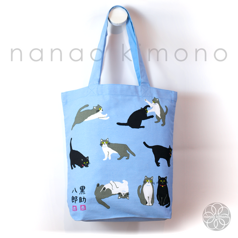 Cats A4 Tote Bag