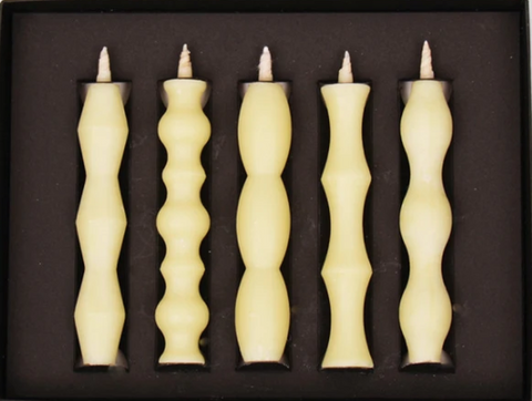 NANAO Candles - Set of 5