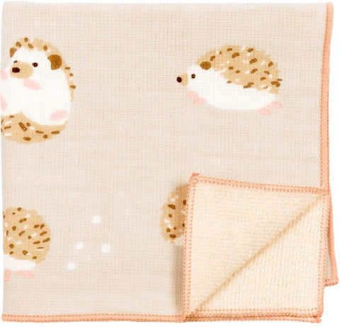 Hand Towel Hedgehog Panda