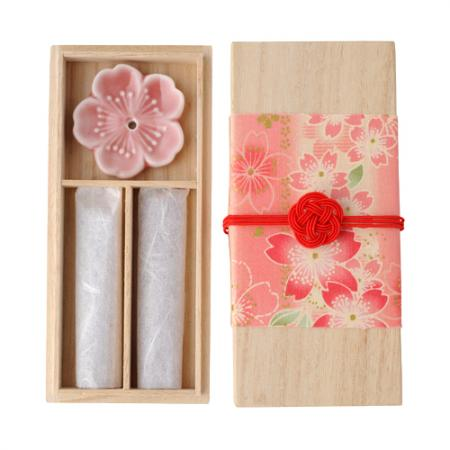 Incense Set - Sakura