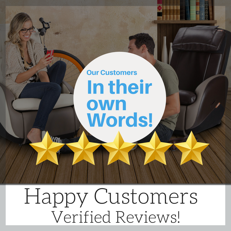 Luraco i7 Massage Chair Review - Featured Customer Insights