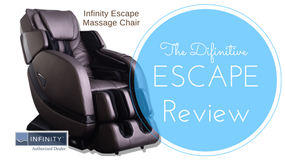 Infinity Escape Massage Chair Review