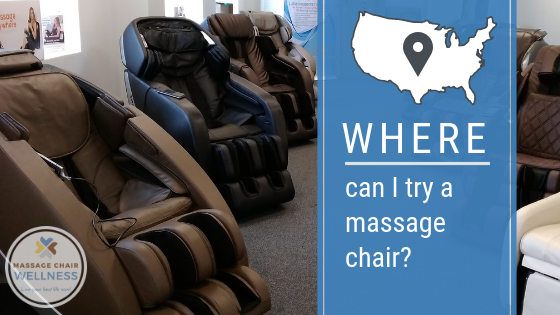 Where Can I Find a Massage Chair Store?