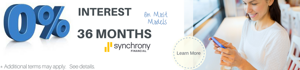 0% Financing Synchrony Financial