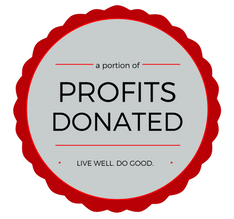 % of Profits Donated