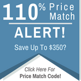 110% Price Match Alert!  We Beat Costco & Home Depot!