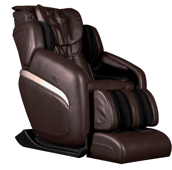 uKnead Lavita Massage Chair in Brown