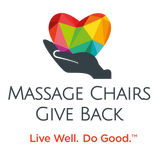 Massage Chairs Give Back Logo