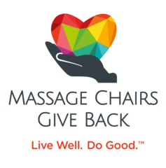 Massage Chairs Give Back