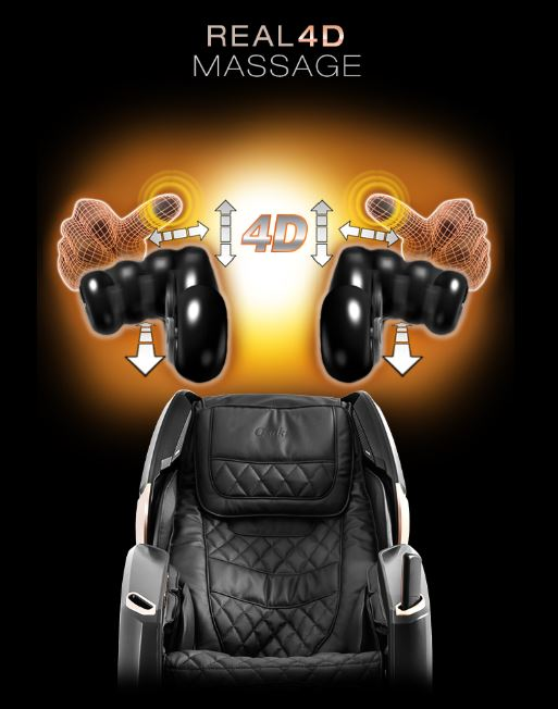 Maestro Massage Chair 4D Roller