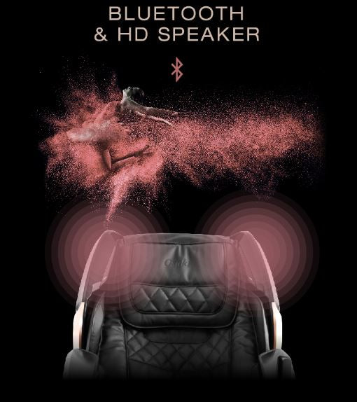 Maestro Massage Chair Bluetooth & HD Speakers