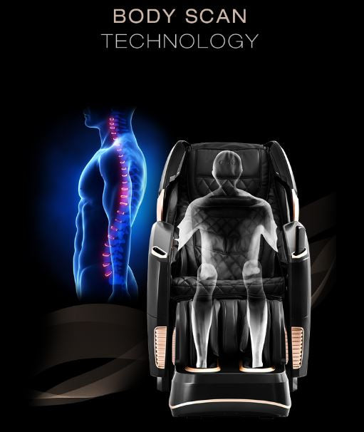 Maestro Massage Chair Body Scan