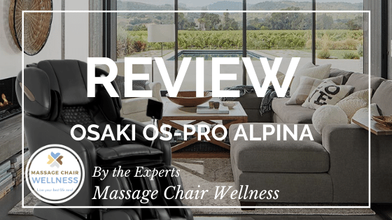 Read our Osaki OS-Pro Alpina Review - Expert Advice and Opinion