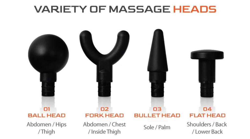 Otami Massage Gun Heads