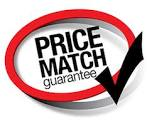 Price Match Guarangee