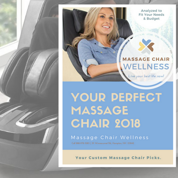 Custom Massage Chair Report
