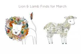 Lion & Lamb Animation