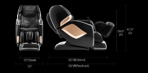 Maestro Massage Chair Specs