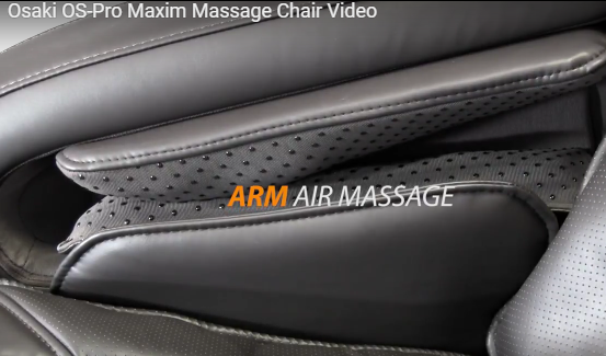 massage chair for car. foot and calf massage chair for car