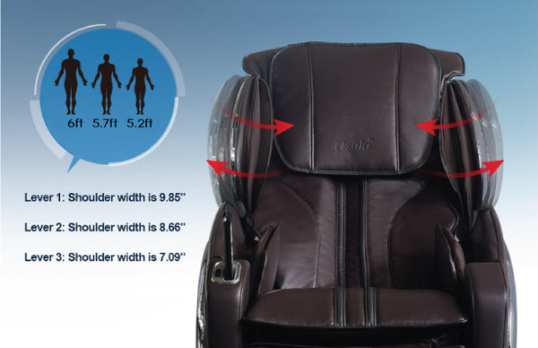 OS-4000LS-Massage-Chair-Shoulder