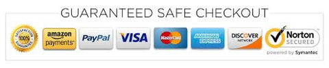 Payment Options Safe & Secure
