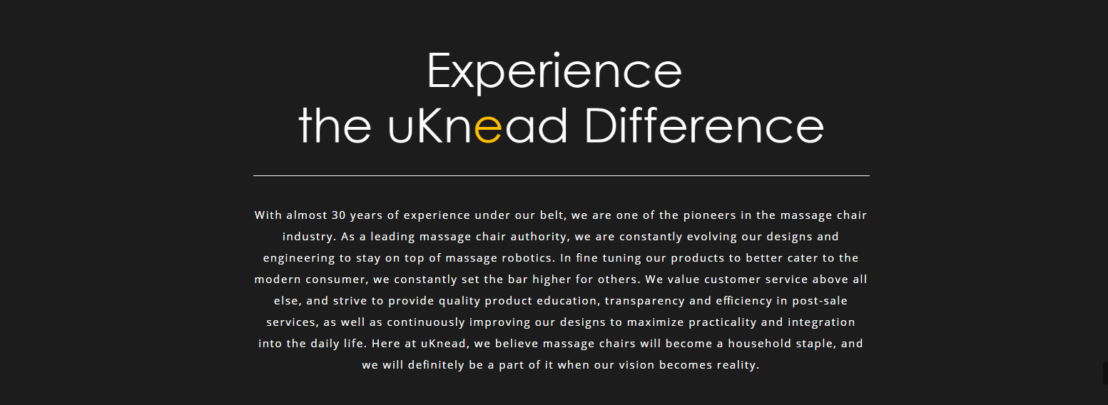 uKnead Introduction