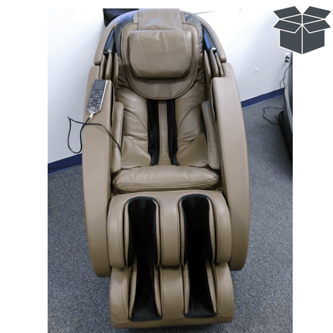 Used Human Touch Novo XT Massage Chair Brown (399507816476)
