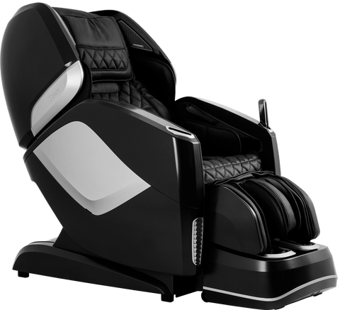 Osaki OS-Pro Maestro Massage Chair in Black/Silver