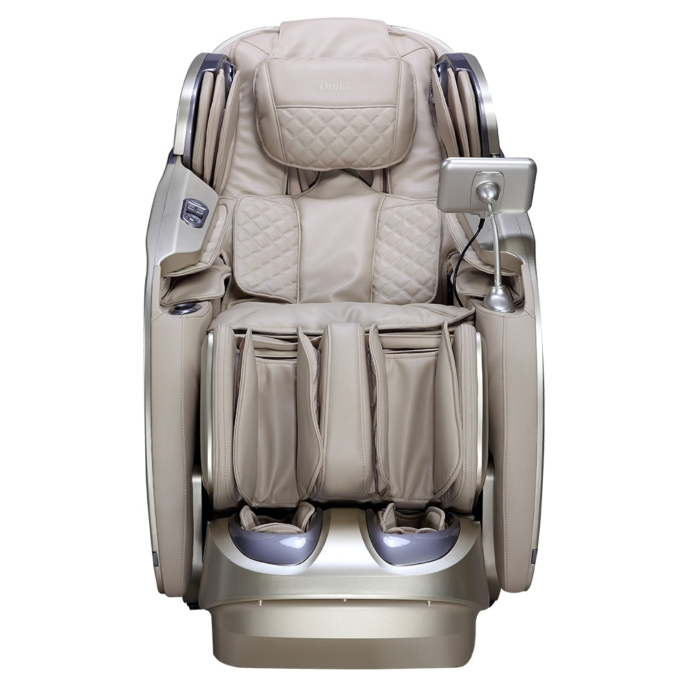Osaki OS-Pro First Class Massage Chair Front view (1785987432538)