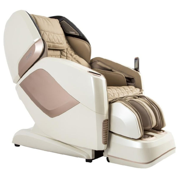 Osaki OS-Pro Maestro Massage Chair in Cream & Rose Gold (783425765466)