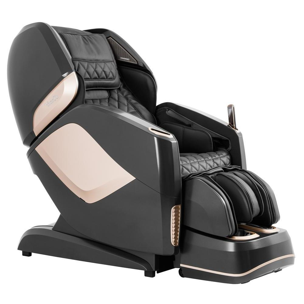 Osaki OS-Pro Maestro Massage Chair in Brown & Rose Gold (783425765466)