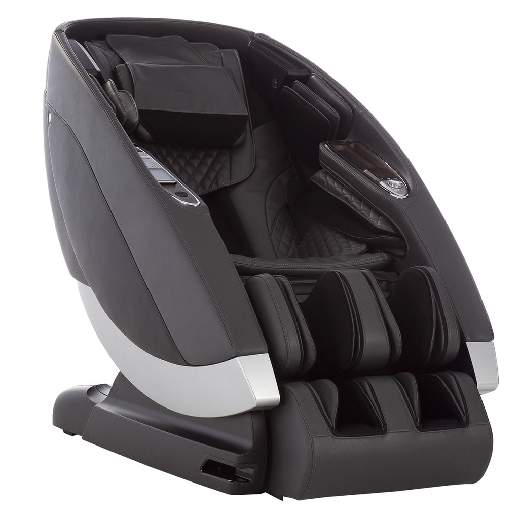 Human Touch Super Novo Massage Chair in Gray