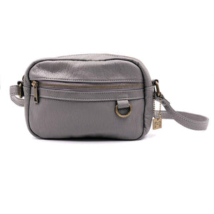 Christy Handbag - Gray