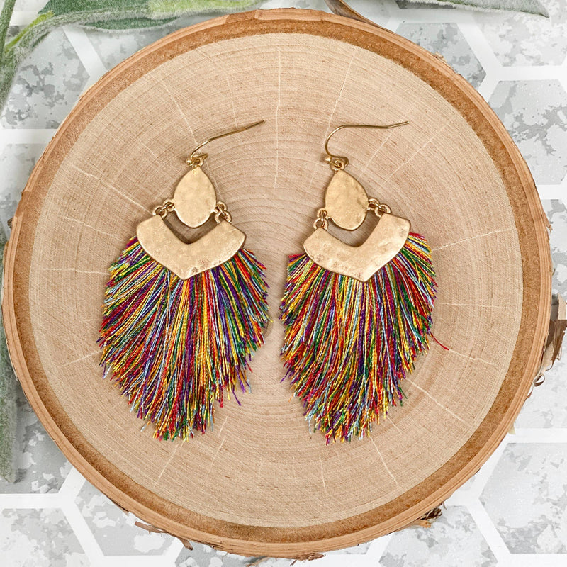 Tagus Earrings - Multi
