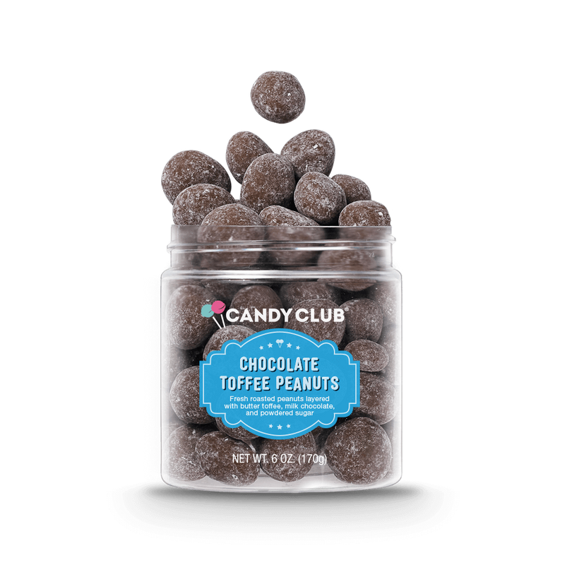 Candy Club - Chocolate Toffee Peanuts