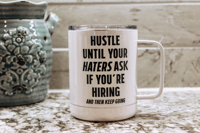 Hustle Travel Cup