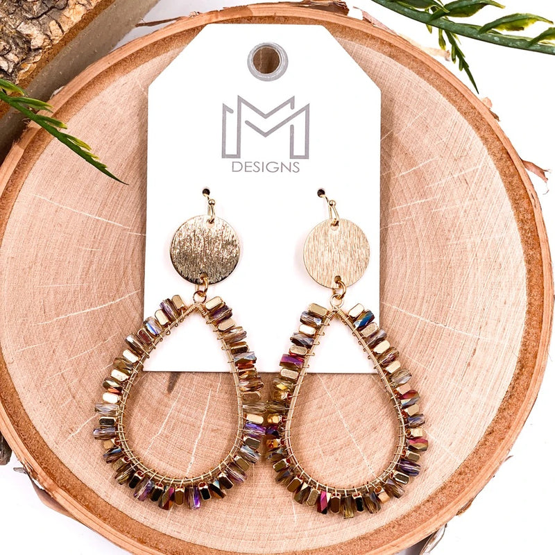Declan Earrings - Multi