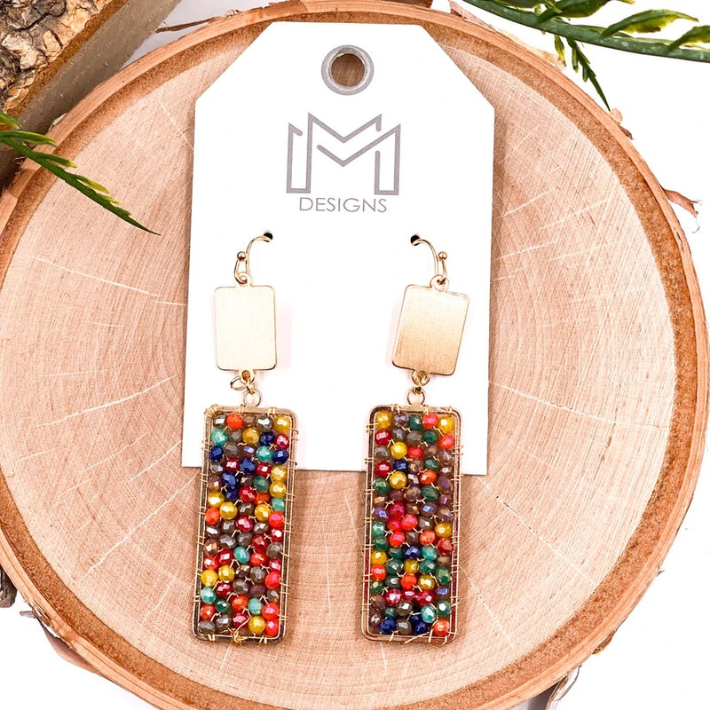 Rory Beaded Earrings