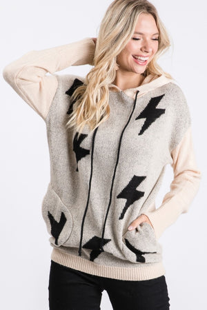 Bolted Lightning Sweater