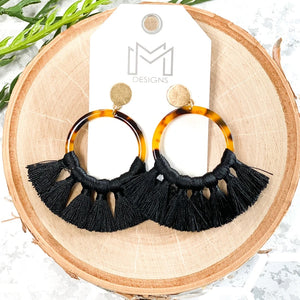 Jackson Fringe Earrings