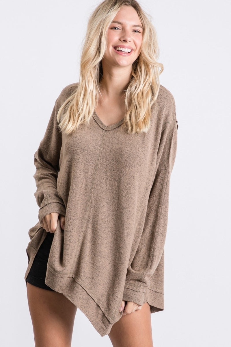 Toffee Bar Sweater Top
