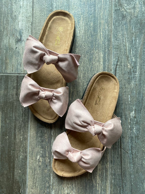 Boardwalk Sandal - Light Pink